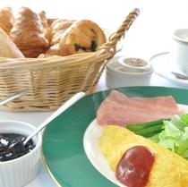 朝食一例 4
