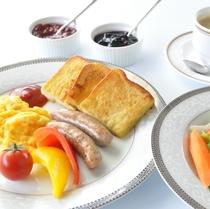朝食一例 3