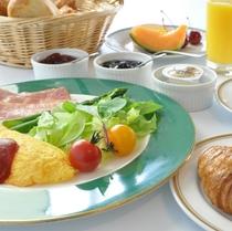 朝食一例 5