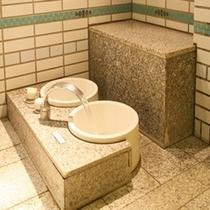 大浴場:フットバス