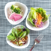 サラダ盛り付け例【朝食】鮮度抜群!!栄養価の高い野菜をたくさんお召し上がりください。