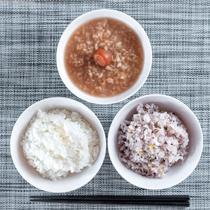 ご飯類【朝食】石川県産のコシヒカリを使用