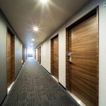 施設:廊下