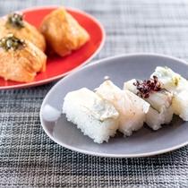 箱寿司【朝食】朝から大阪の味を堪能していただけます。