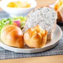 パン【朝食】毎日5種類以上のパンをご用意しております。