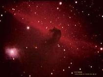 IC434 馬頭星雲 (オーナー撮影)