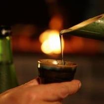 ○日本酒乾杯