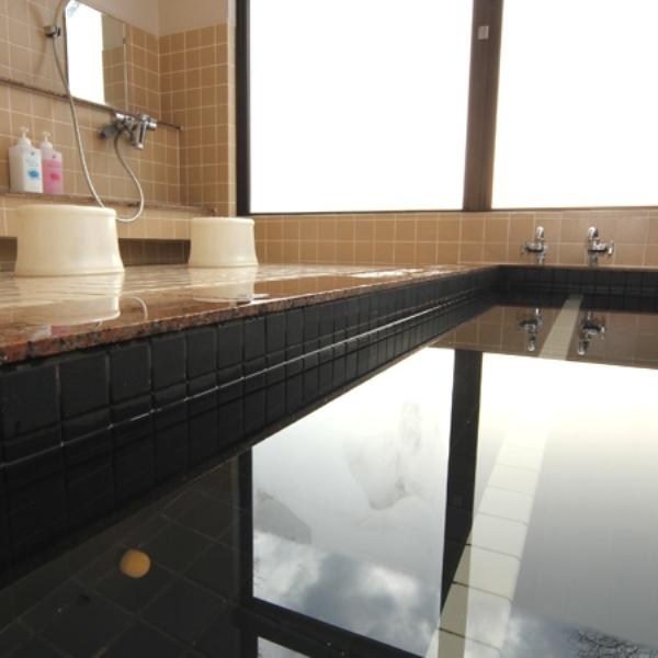 広々のお風呂