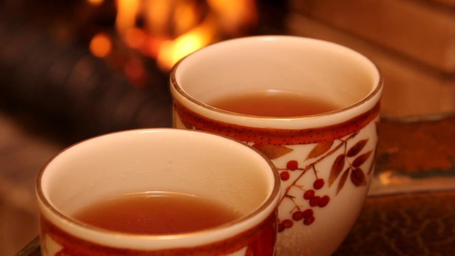 無料サービスの延命茶