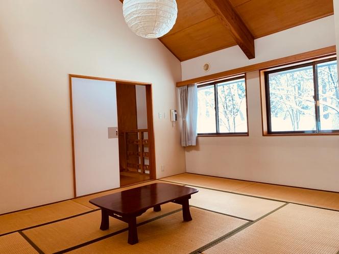 ロッジAタイプ_和室