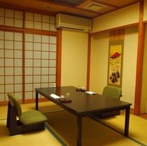 2階和食処「あくら」個室もあります☆