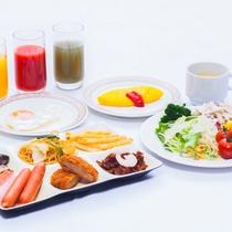 ◆洋朝食一例◆