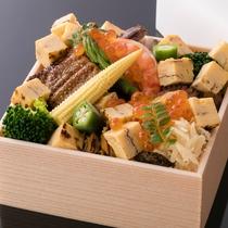 ◇ばら寿司◇ 季節ごとにご用意。※お持ち帰りのみ ※前日正午までに予約要