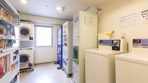 ◆5階ベンダールーム◆洗濯・乾燥それぞれ2台ずつご用意しております。