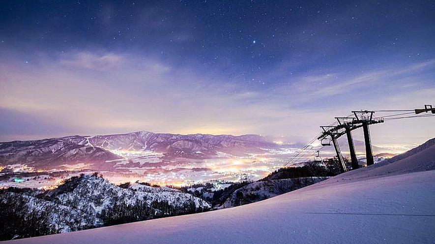 ・戸狩スキー場