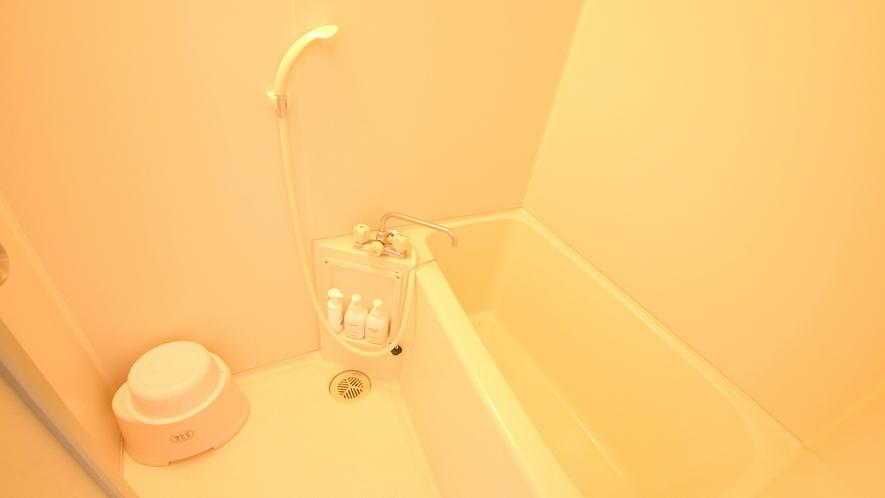 ・和室12畳特別室 バスルーム