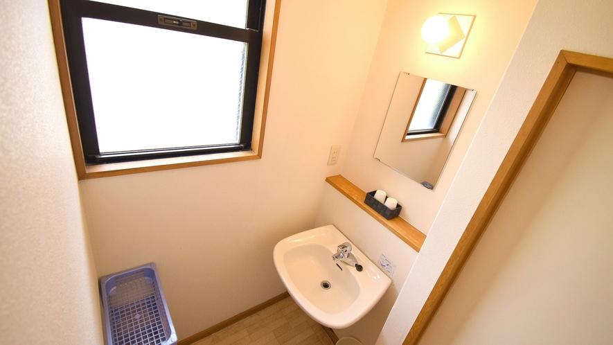 ・和室12畳特別室 洗面台