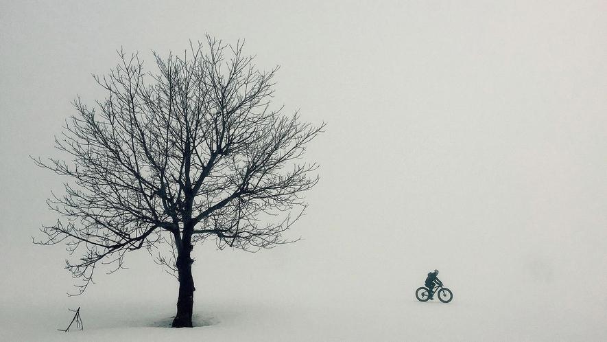 ・雪ちゃり