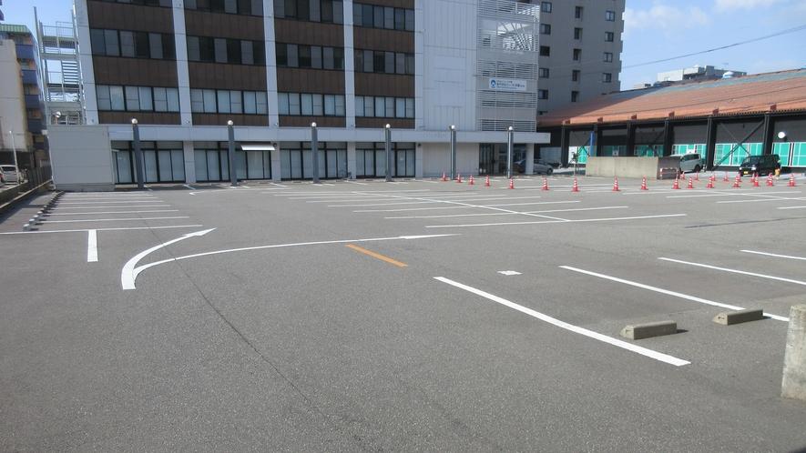 駐車場(平面)