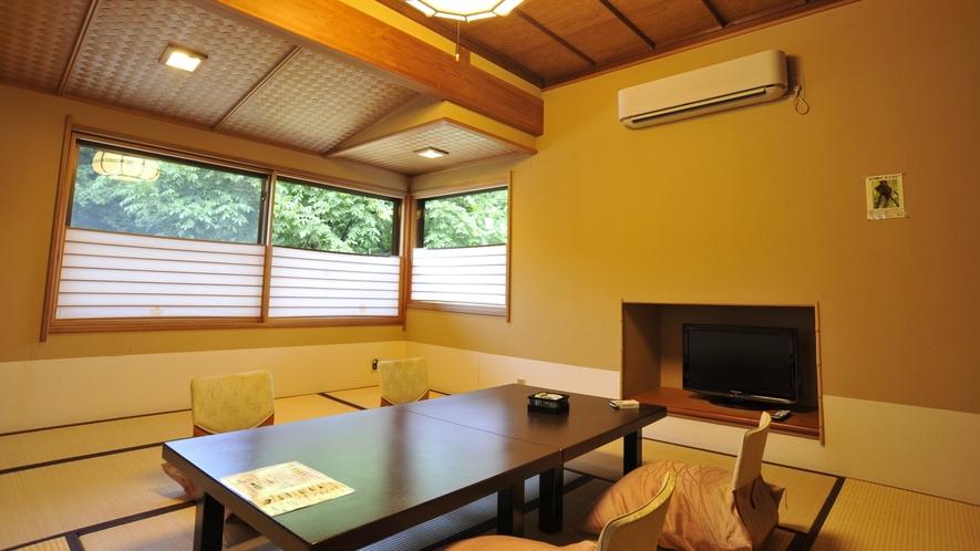 【緑風館】客室一例