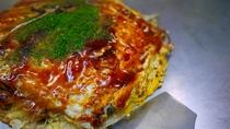広島のソウルフード「お好み焼き」