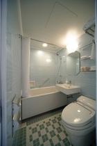 ダブル バスルーム