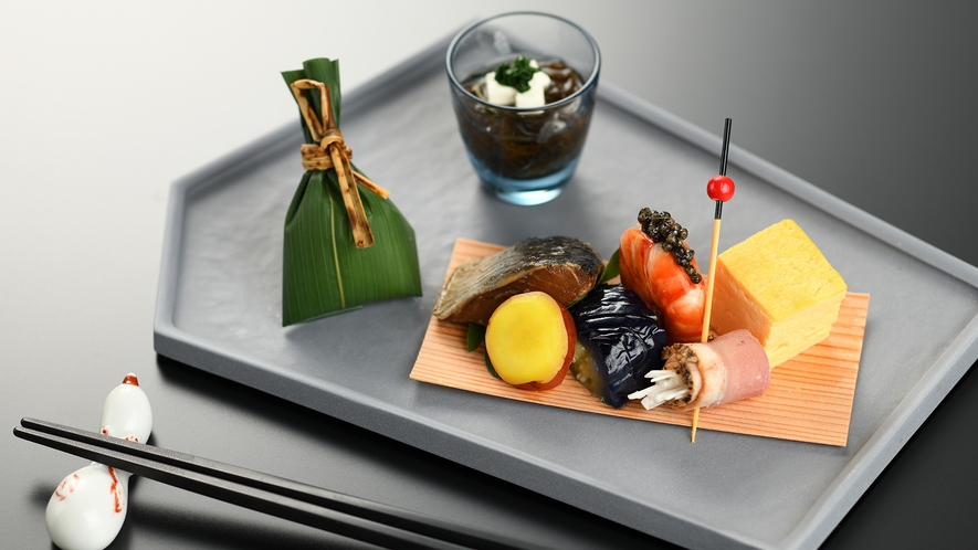 【日本料理‐静香庵】
