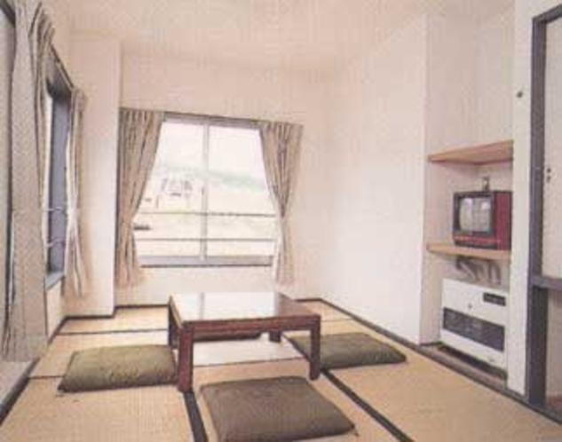 室内例:和室