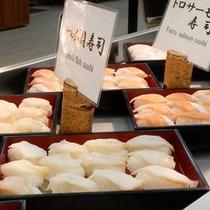 【寿司】人気の定番メニューが沢山!