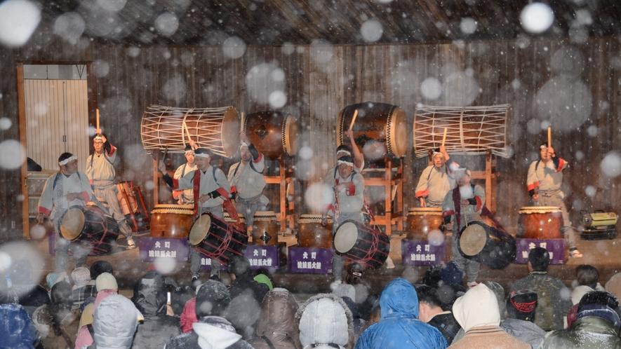 【雪まつり】イベント