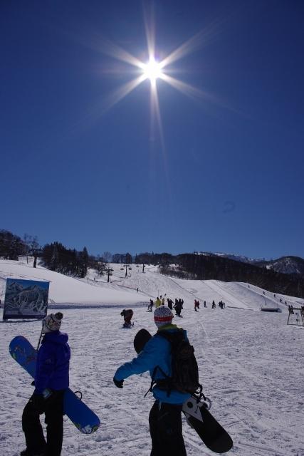 スキー場(1)