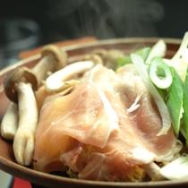 和夕食 鍋1