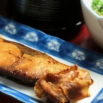 和夕食 魚料理