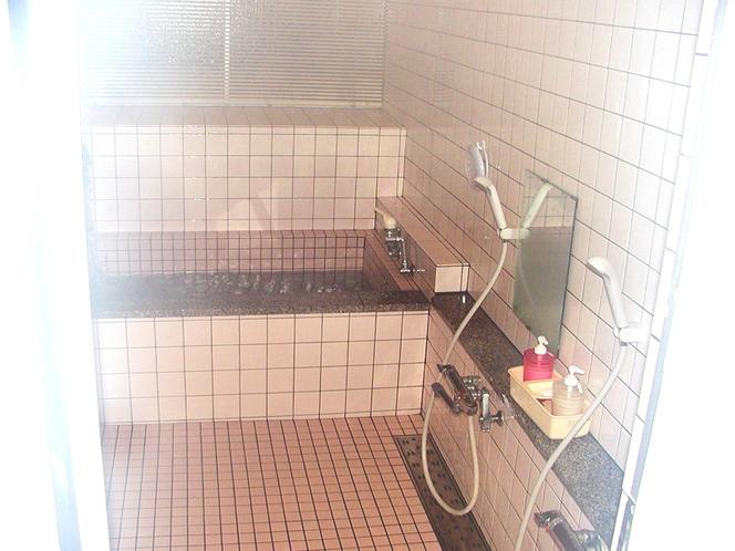 白馬姫川温泉の源泉をそのまま使った温泉