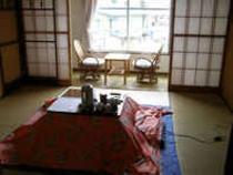 和室8畳の一例