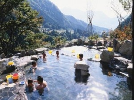 【夏】のんびりと観光し、素泊まりプラン