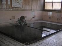 中尾の湯内部