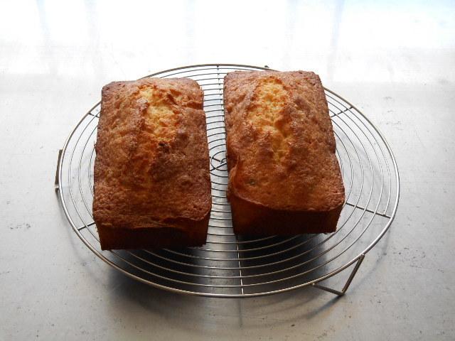 手ずくりぱうんどケーキ