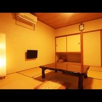 【和室8畳】落ち着きのある和の空間