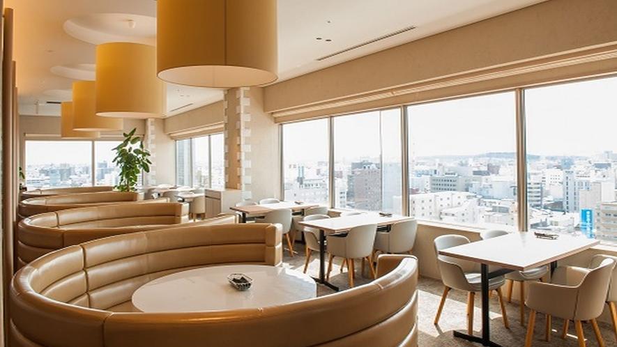 ホテル最上階 新ビュッフェ「北海道スカイテラス MINORI(ミノリ)」