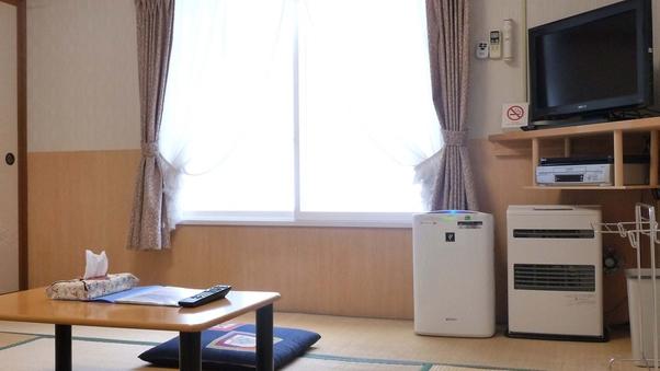 【1〜5名様】禁煙/和室8畳 バス・トイレ共同