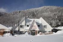KAORUの冬景色・・・目の前が「きそふくしまスキー場」