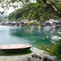 海にもっと近い街伊根町の「舟屋群」