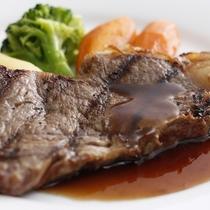 石垣牛のステーキ/例