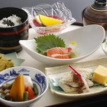 和食ディナープラン/例