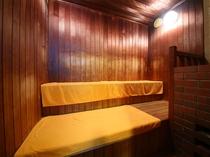 サウナ付きの大浴場