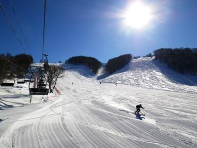 峰の原スキー場2