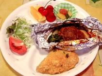 夕食例(お子様)