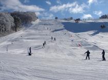 峰の原スキー場(HPより)