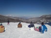 タロウエリア山頂